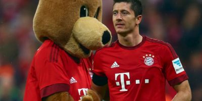 Robert Lewandowski Foto: Getty Images