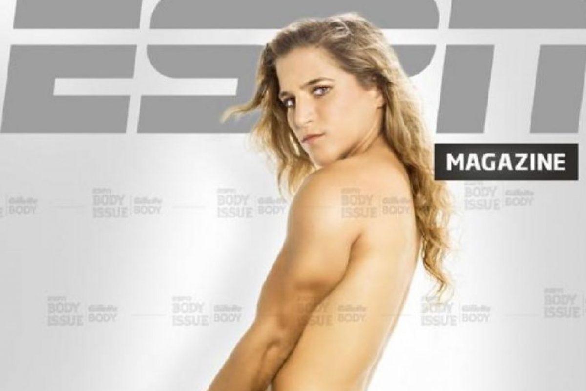 Yudoca argentina Foto:ESPN