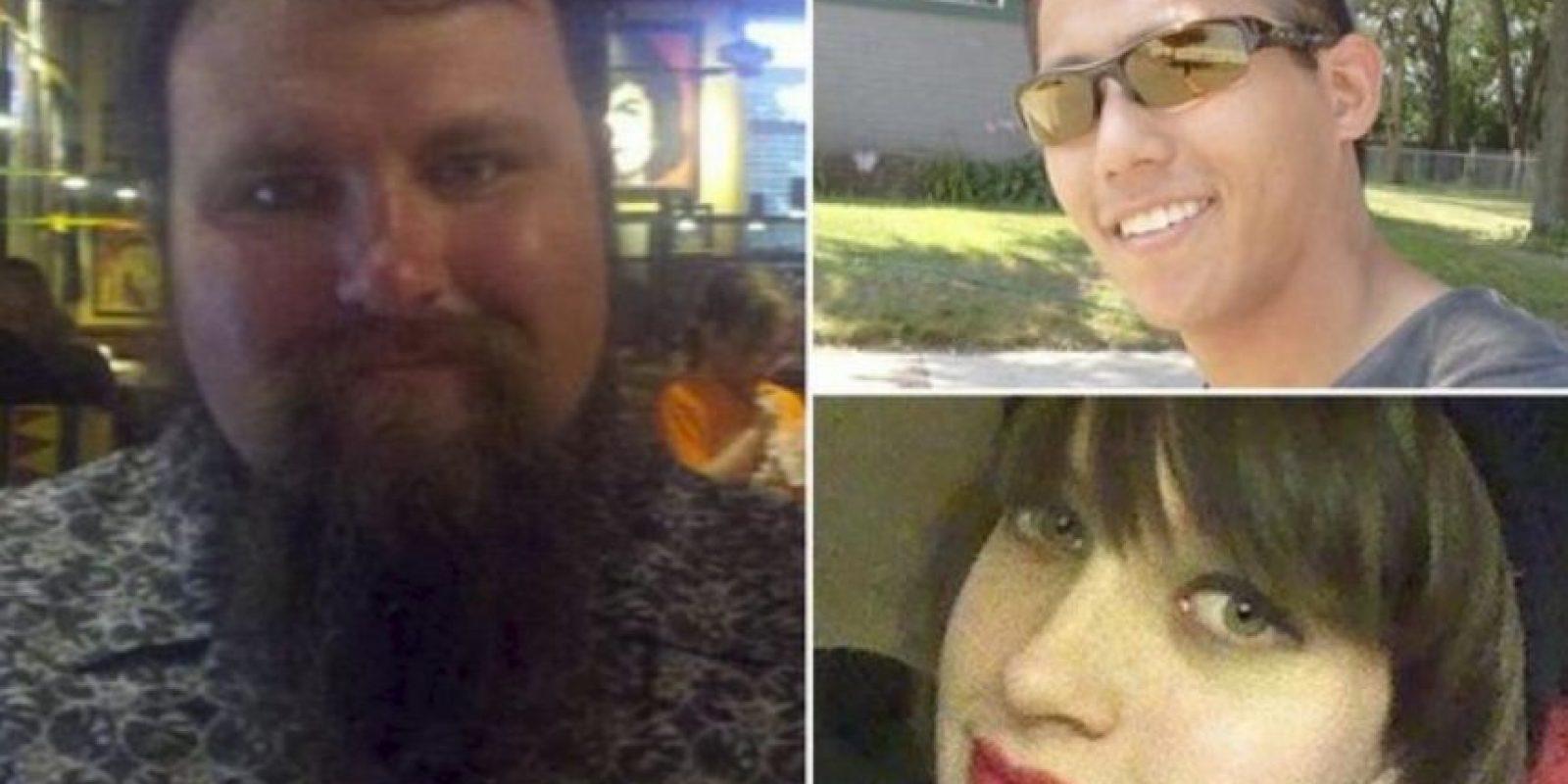 Una adolescente embarazada y su novio fueron asesinados por un extraño que conocieron en el portal Craigslist.com Foto:vía Facebook