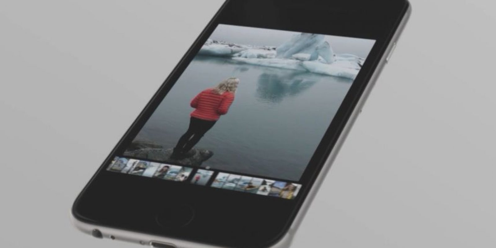 iPhone 6s presenta varias novedades respecto a su antecesor Foto:Apple