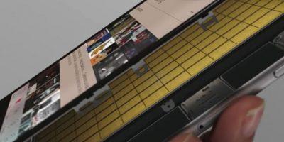 Los sensores capacitivos Foto:Apple