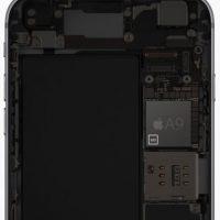 El procesador A9 y el coprocesador M9 Foto:Apple