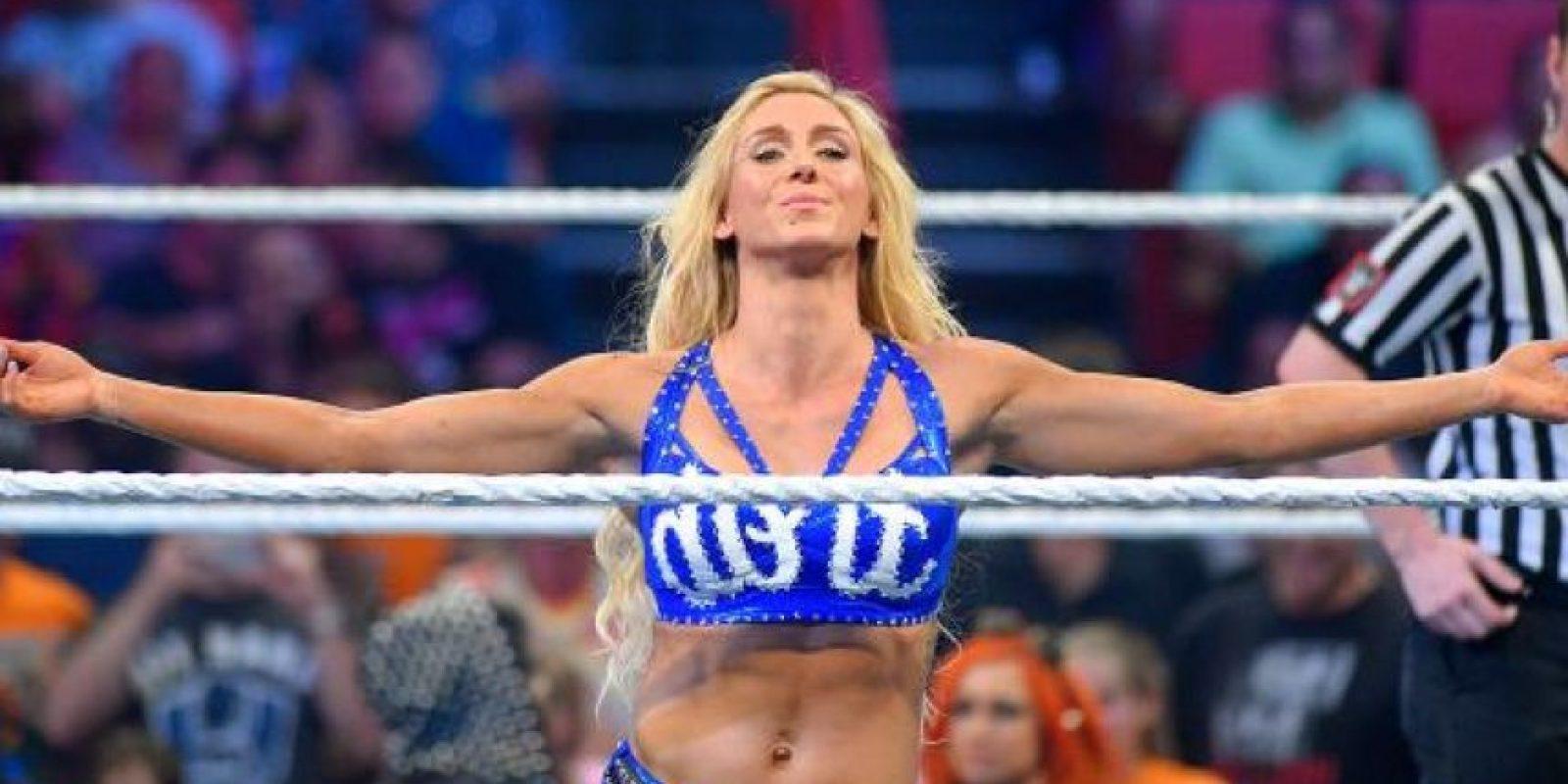 Se convirtió en Campeona de las Divas en Night of Champions Foto:WWE