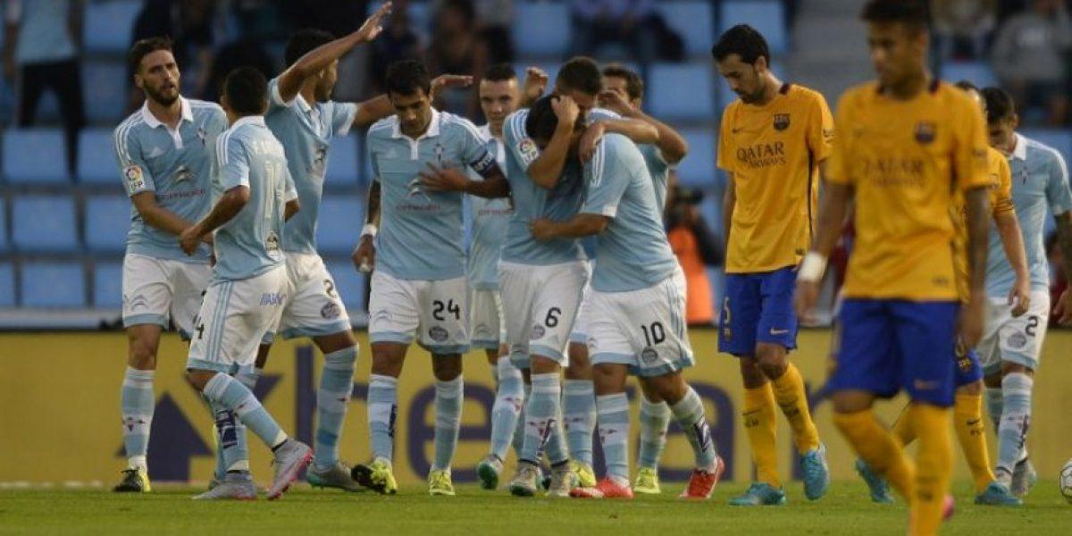 VIDEO. El Celta destroza con cuatro goles el invicto del Barcelona