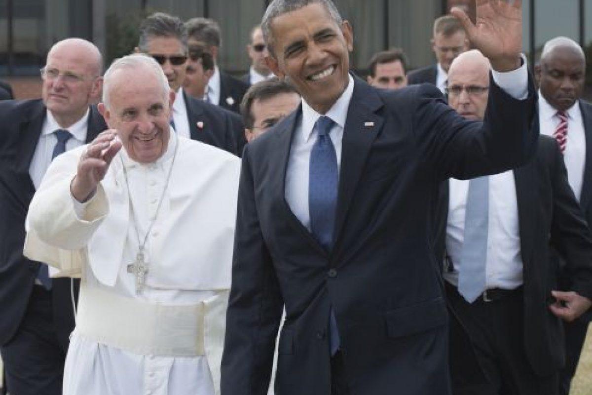 En esta visita, dirá un discurso frente a la Asamblea General de las Naciones Unidas Foto:AFP