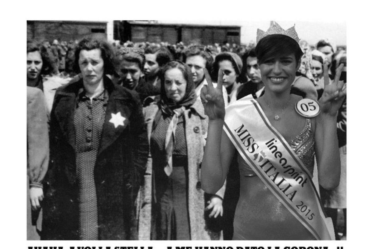 Incluso, ya fue blanco de memes, que la retratan junto a judíos Foto:Instagram.com