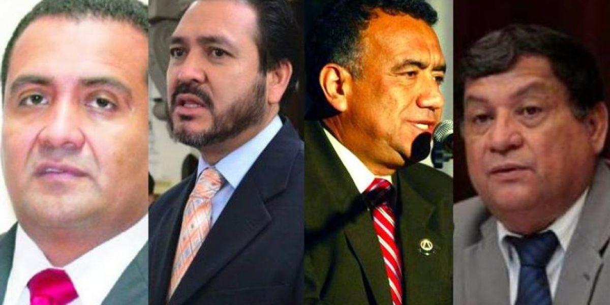 Cuatro diputados de la Comisión de Finanzas, que analiza el presupuesto, tienen antejuicio