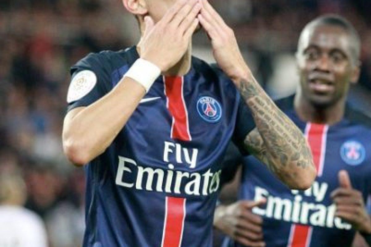 7. Ligue 1 (Francia): 37 euros (41.35 dólares). Foto:Getty Images