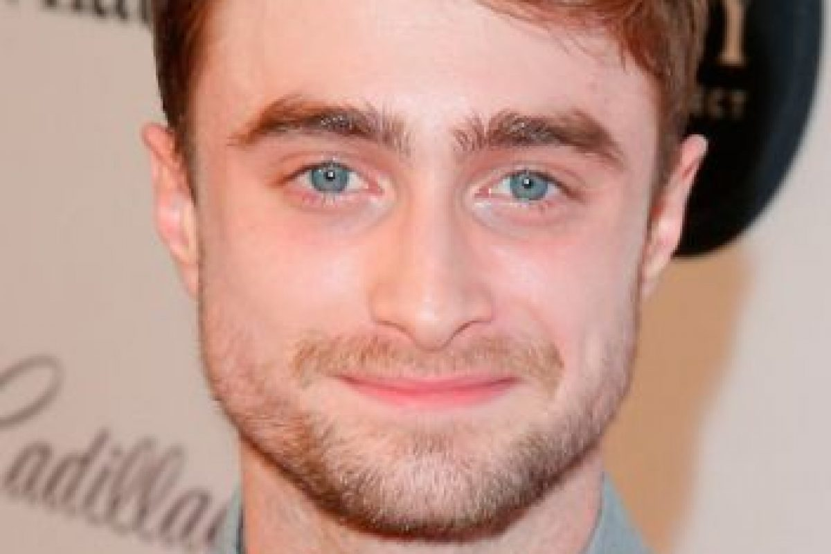 Con barba y bigote Foto:Getty Images
