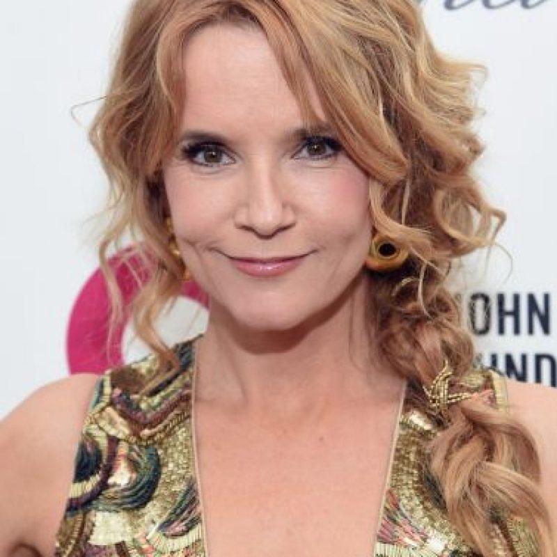 """Ahora tiene 54 años y es una de las estrellas de la serie """"Switched at Birth"""" Foto:Getty Images"""