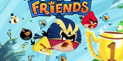 Una edición para Facebook que les permite jugar en contra de sus amigos en partidas y torneos, además de obtener ganancias para obtener mejores poderes. Foto:Rovio