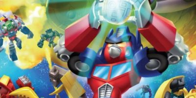 """Basado en la película """"Transformers"""". Foto:Rovio"""