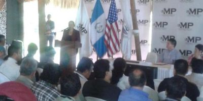 USAID dona equipo para primer fiscalía contra delitos ambientales