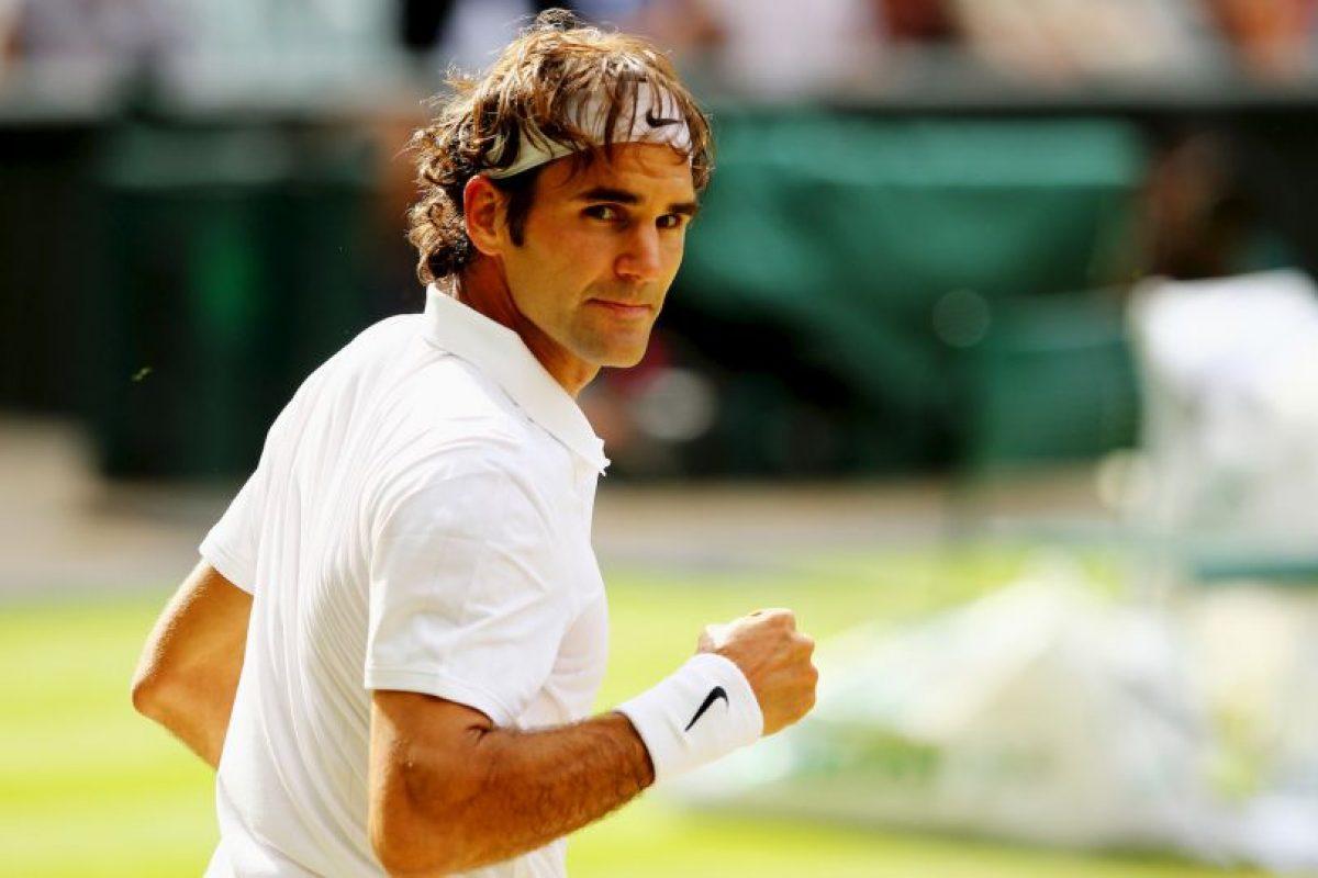Desde 2003 hasta 2010 ganó mínimo un Grand Slam por año, en 2011 se fue en blanco, en 2012 ganó Wimbledon. Foto:Getty Images