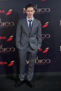 Tom Payne es un actor británico. Foto:Getty Images