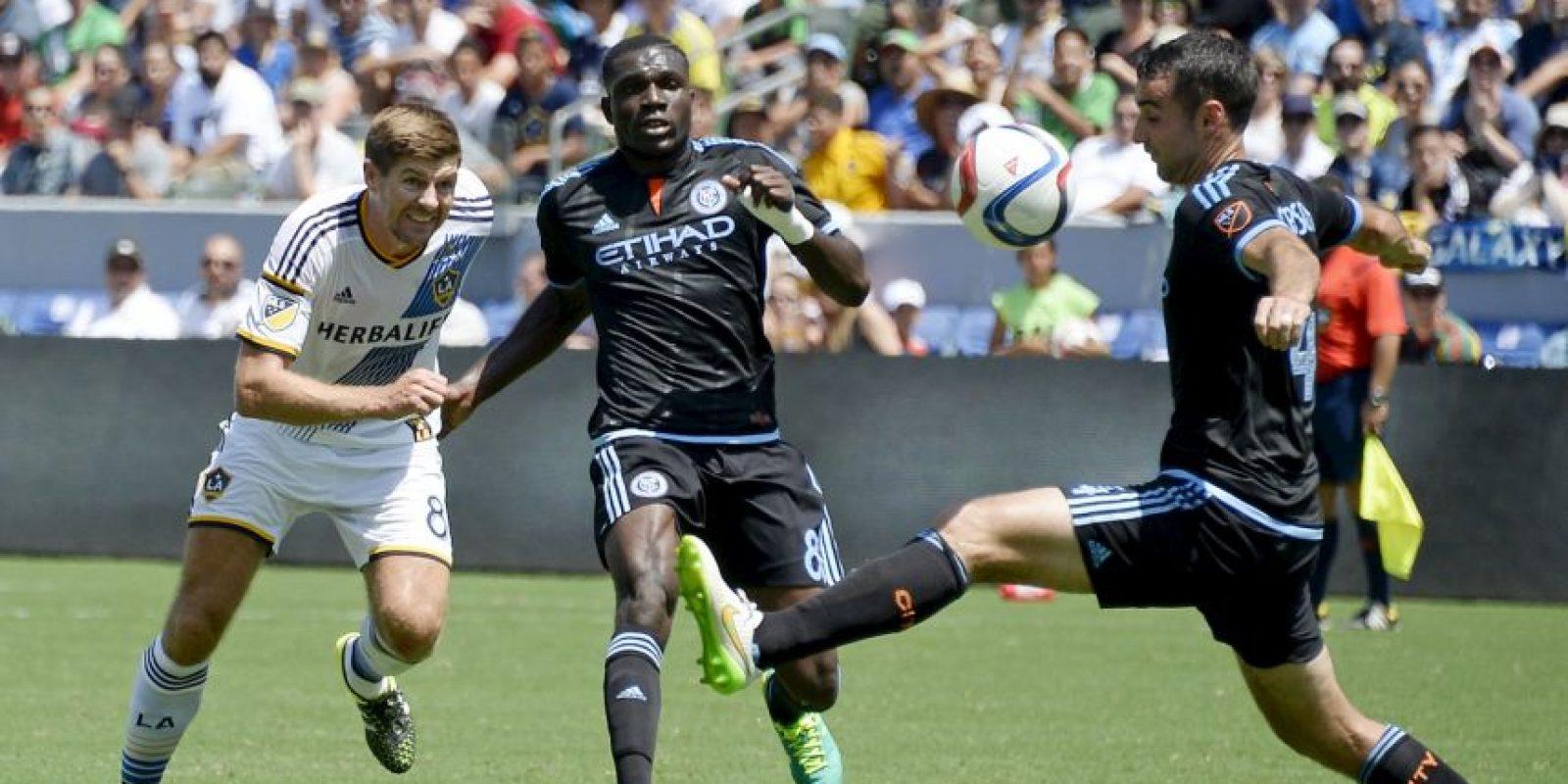 5. MLS (Estados Unidos): 41.43 euros (46.3 dólares). Foto:Getty Images