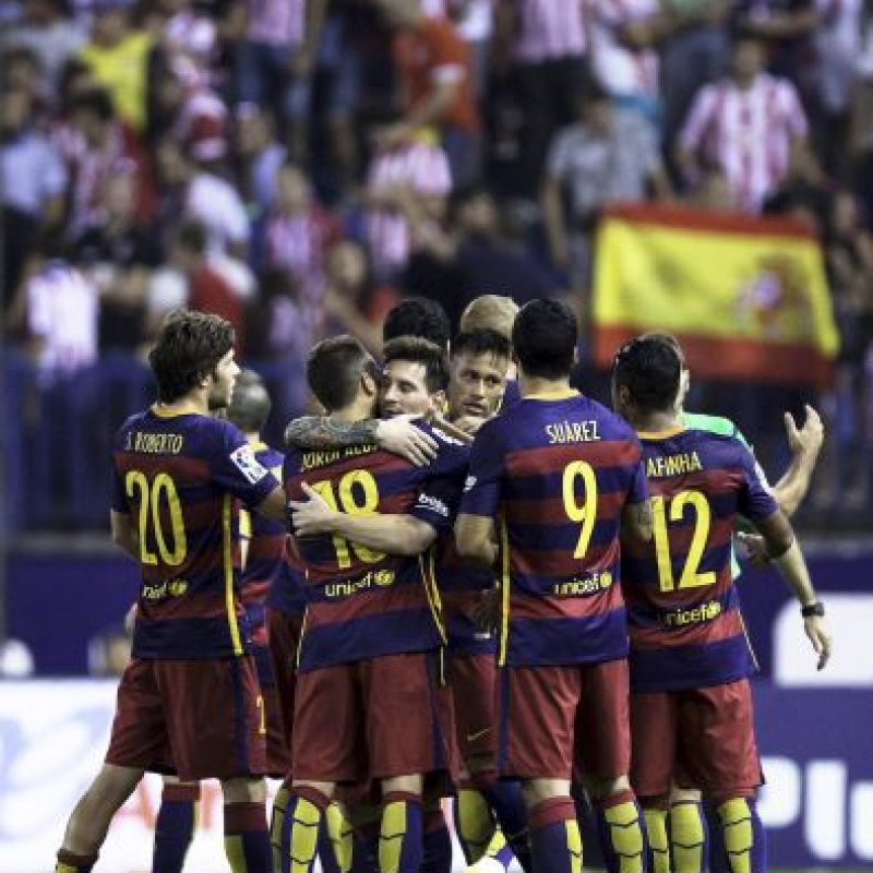 Barcelona, campeón de la Champions, es el favorito para ganar el Mundial de Clubes Foto:Getty Images