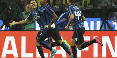 3. Serie A (Italia): 69 euros (77.11 dólares). Foto:Getty Images