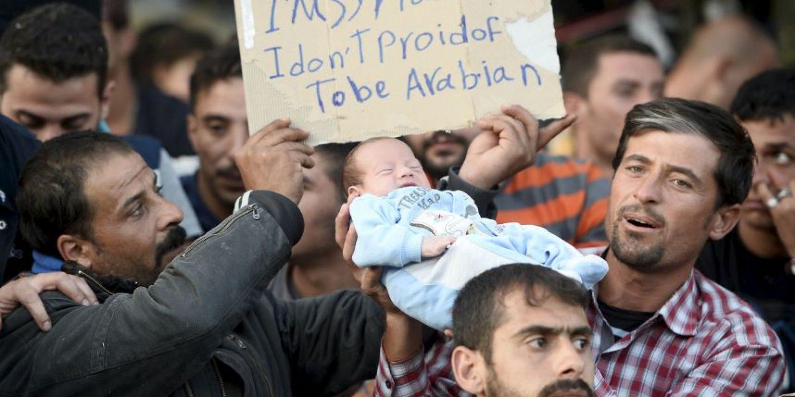 Más de dos mil 800 han muerto o se reportan como desaparecidos Foto:Getty Images