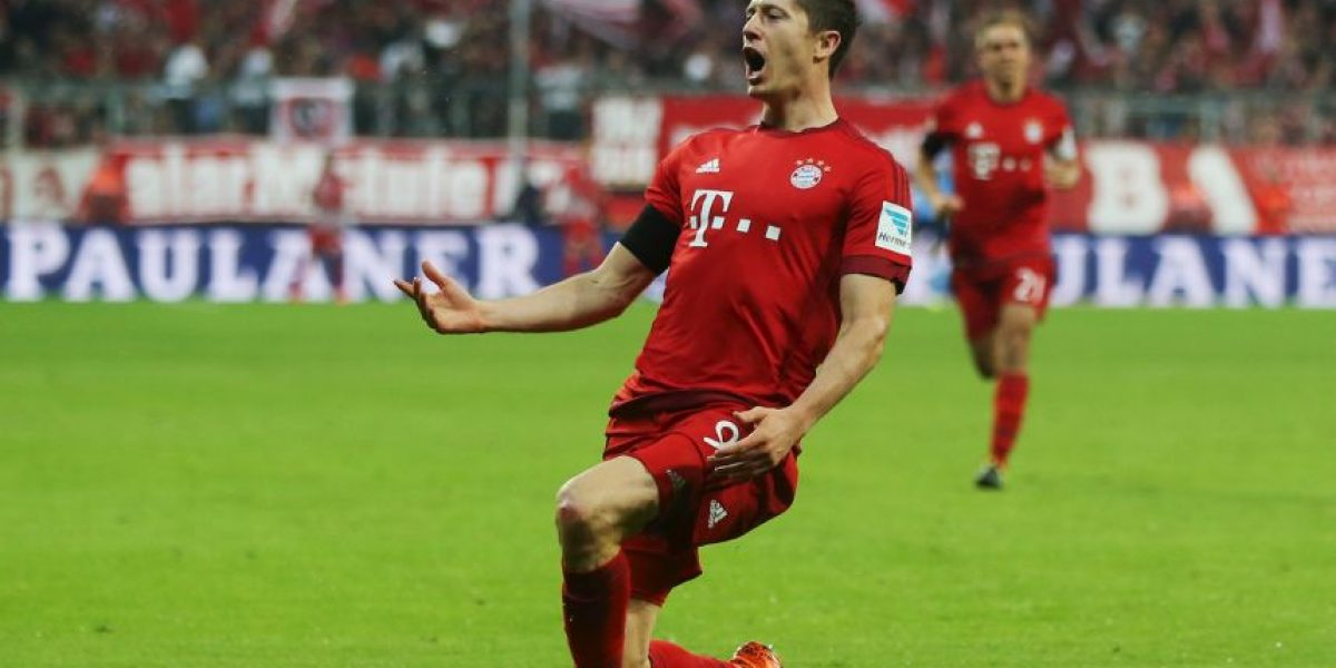Robert Lewandowski, el