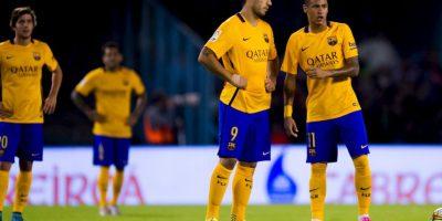 Si terminara la campaña, no jugarían la Champions League la próxima temporada Foto:Getty Images