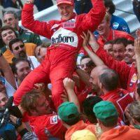 Michael Schumacher es el piloto más ganador en la historia de la Fórmula 1. Foto:Getty Images