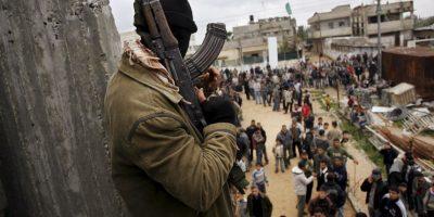 El ataque fue contra la población de la ciudad chiíta de Fua. Foto:Getty Images