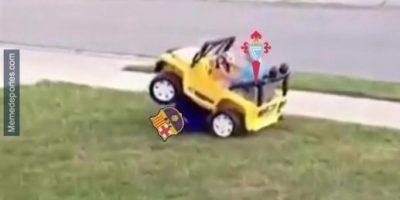 Celta humilla al Barcelona y los memes se burlan de los culés