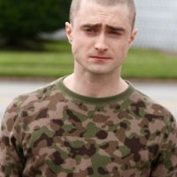 Y finalmente se despojó de todo su cabello. Foto:vía plus.google.com/+DanielRadcliffe