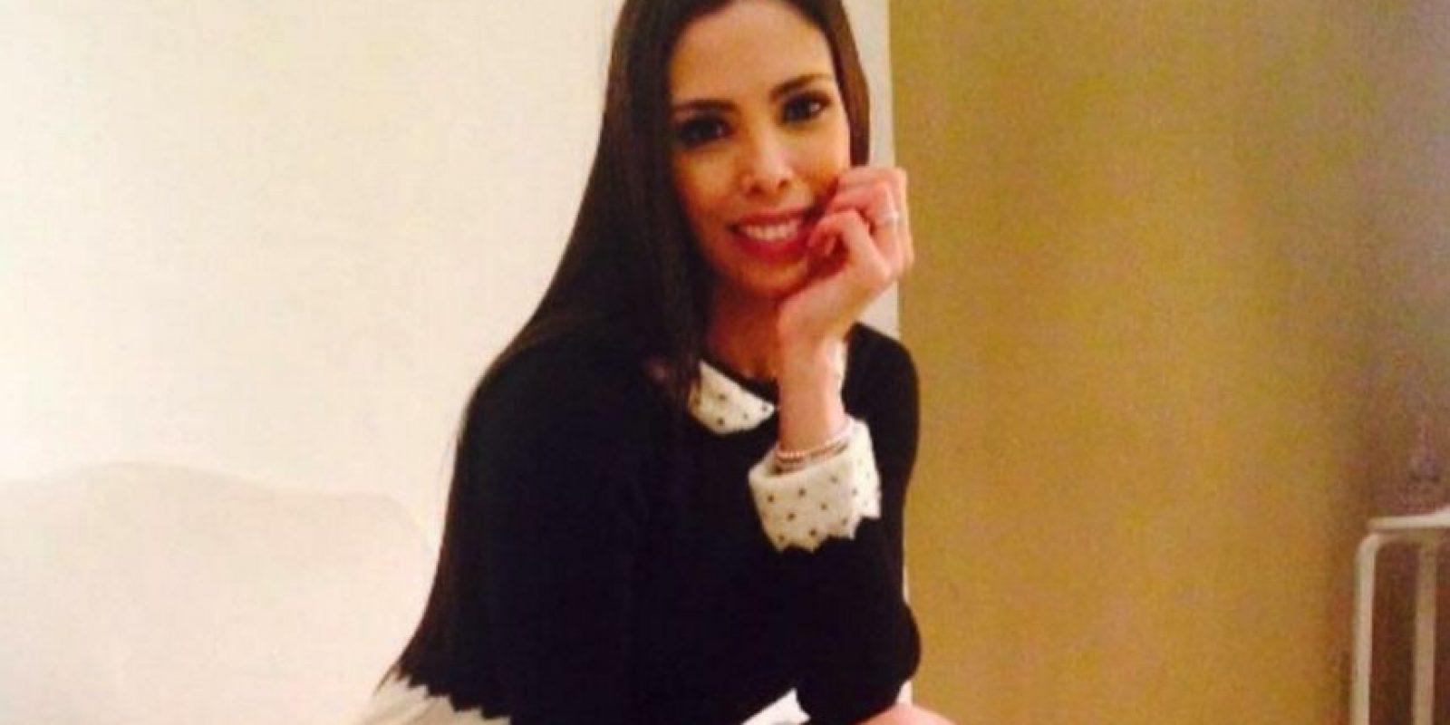 Formó parte del staff de modelos de Leandro Santos, quien estuvo en la mira de la justicia uruguaya por un caso de supuesta prostitución VIP. Foto:Vía instagram.com/maypidelgado/