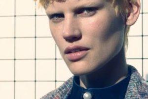Se llama Saskia de Brauw. Es una reconocida modelo en la industria. Foto:vía Saskia de Brauw/Facebook