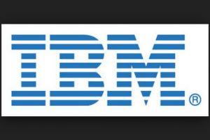 IBM es una compañía multinacional estadounidense de tecnología y consultoría Foto:IBM
