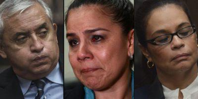FOTOS. Los rostros desolados que ha dejado #CasoLaLínea