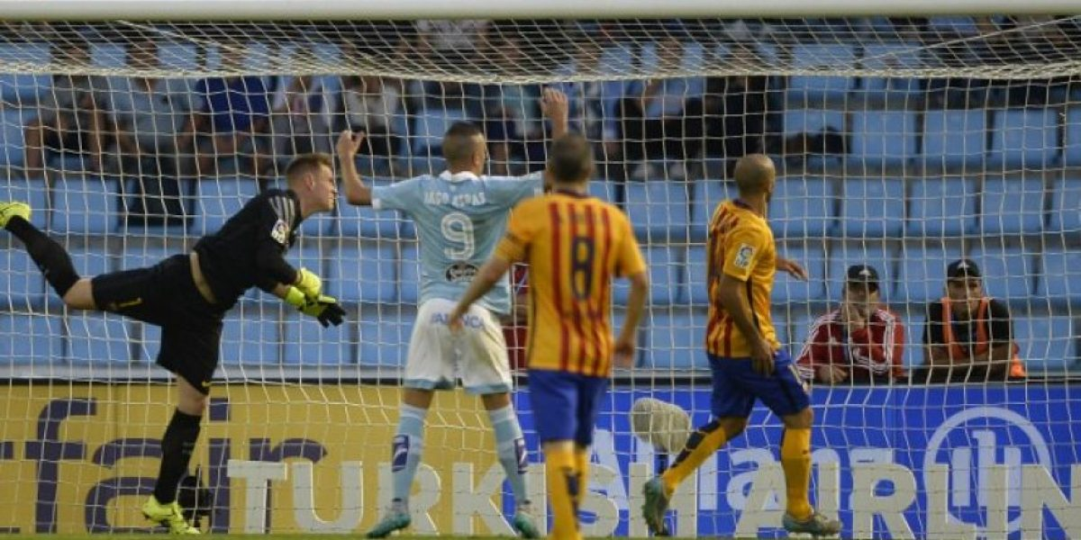 VIDEO. ¿Habrá cambio en el arco del Barça tras los fallos de Ter Stegen?