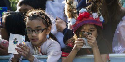 """""""Recordemos la regla de oro: Trata a los demás como te gustaría ser tratado"""" Foto:AFP"""