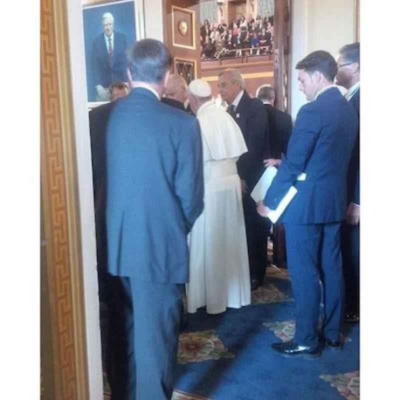 Algunos han tenido la oportunidad de estar cerca del Sumo Pontífice Foto:Instagram.com/explore/tags/popefrancis/