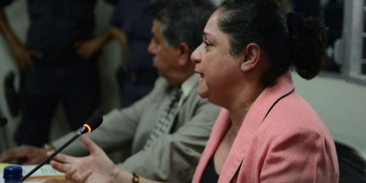 Jueza Jisela Reinoso queda ligada a proceso y es enviada a prisión preventiva