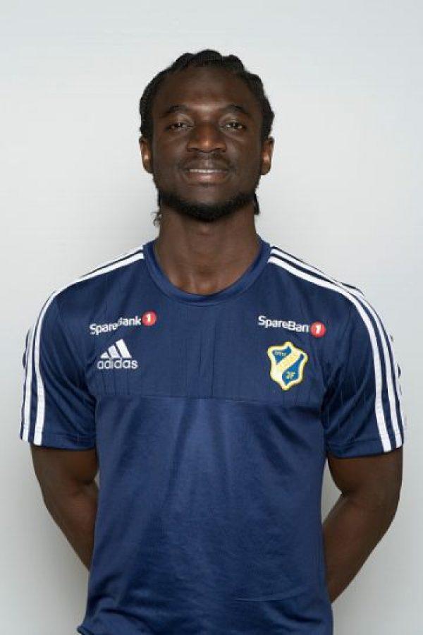 4. Ernest Asante (Stabæk IF/Noruega) Foto:Getty Images