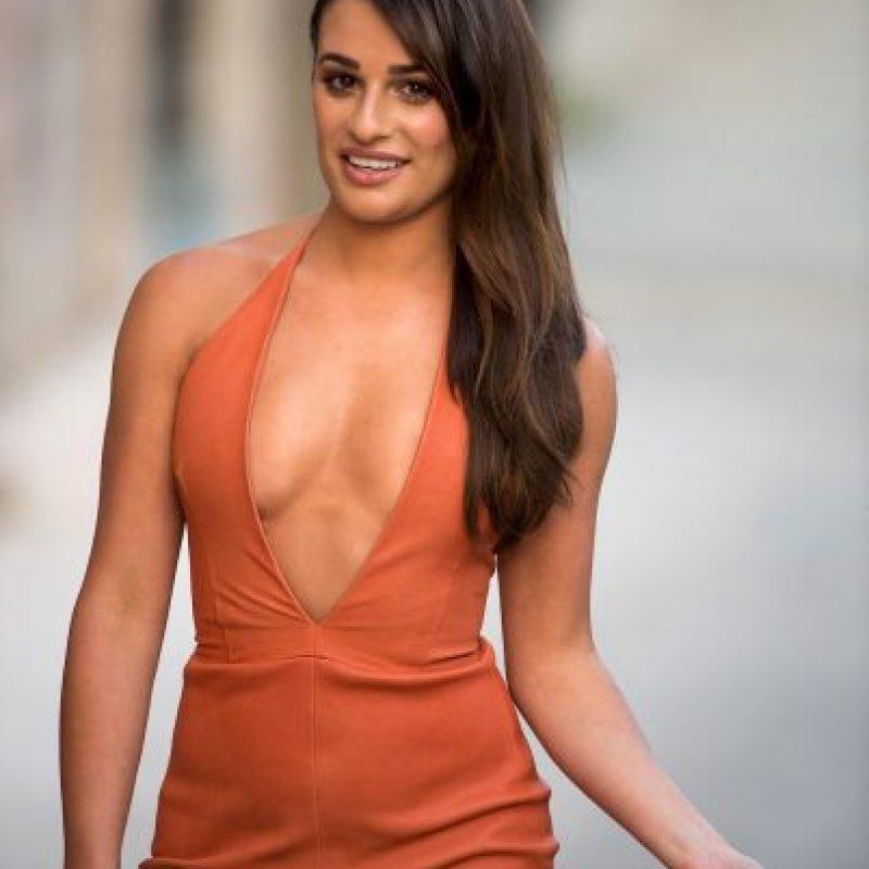 La actriz se mostró muy sensual Foto:Grosby Group