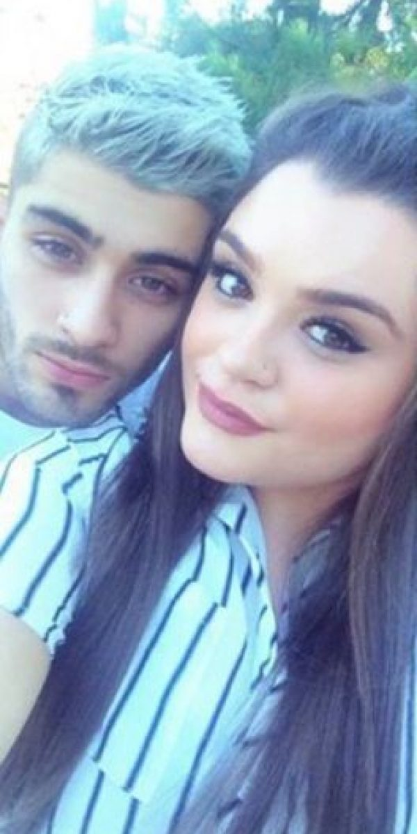 Es la hermana mayor del exintegrante de One Direction, Zayn Malik. Foto:vía instagram.com/deemalik1