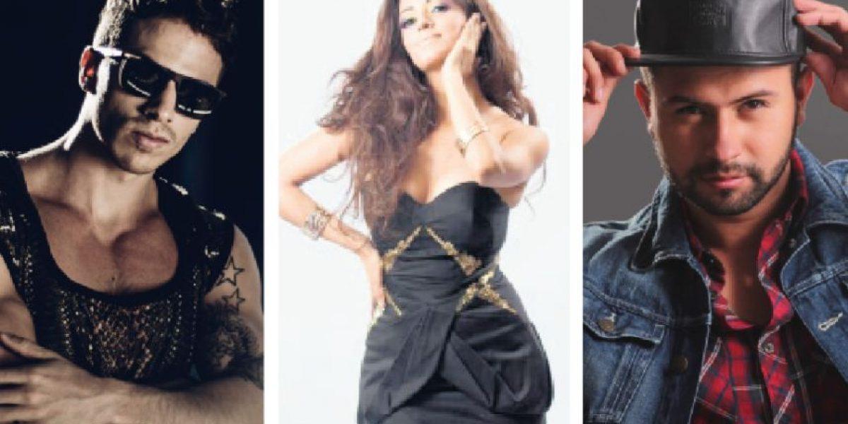 Disfruta de 14 artistas en el MegaConcierto