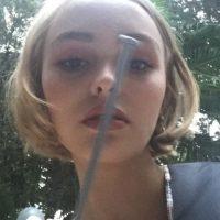 """Es una de las celebridades del mundo del modelaje que se autodefine """"abierta a cualquier experiencia"""". Foto:vía instagram.com/lilyrose_depp"""
