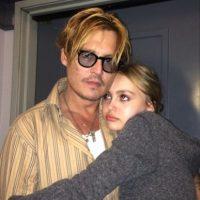 Para este filme trabajó junto a su padre. Foto:vía instagram.com/lilyrose_depp