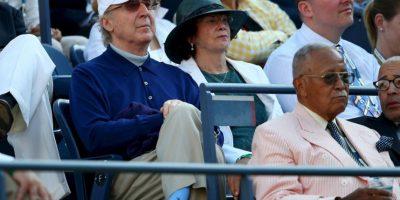 Desde hace tiempo, las únicas apariciones que realiza son durante el torneo US Open. Foto:Getty Images