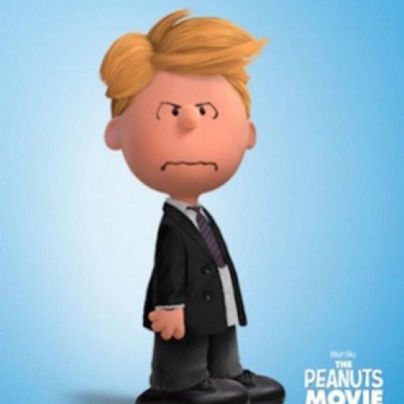 Donald Trump Foto:peanutizeme.com
