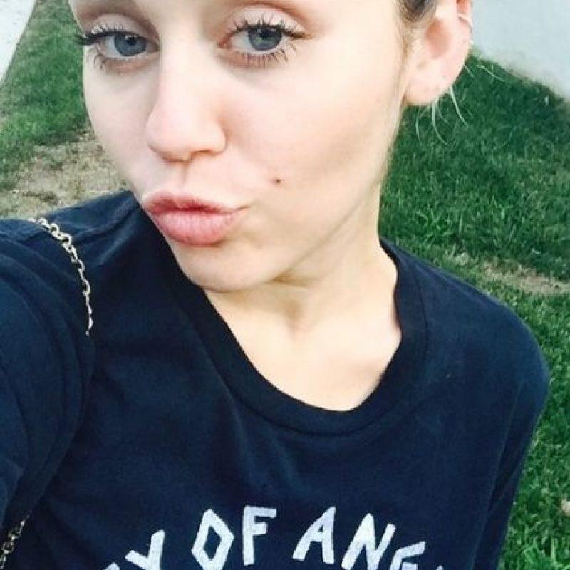 Miley Cyrus Foto:Instagram/mileycyrus