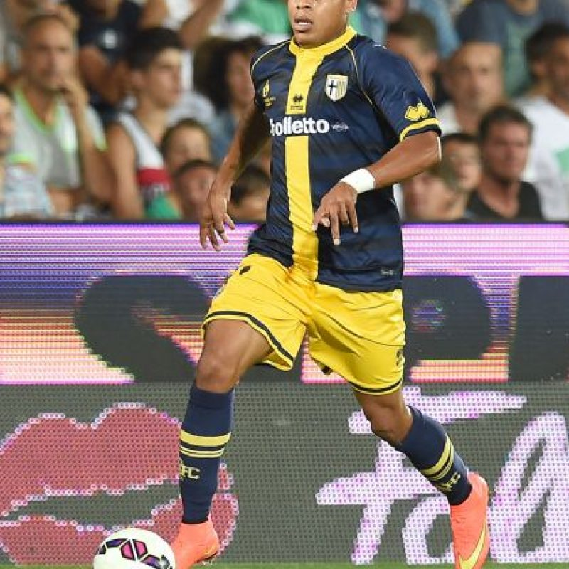 7. Jonathan Biabiany (Inter de Milán/Italia) Foto:Getty Images
