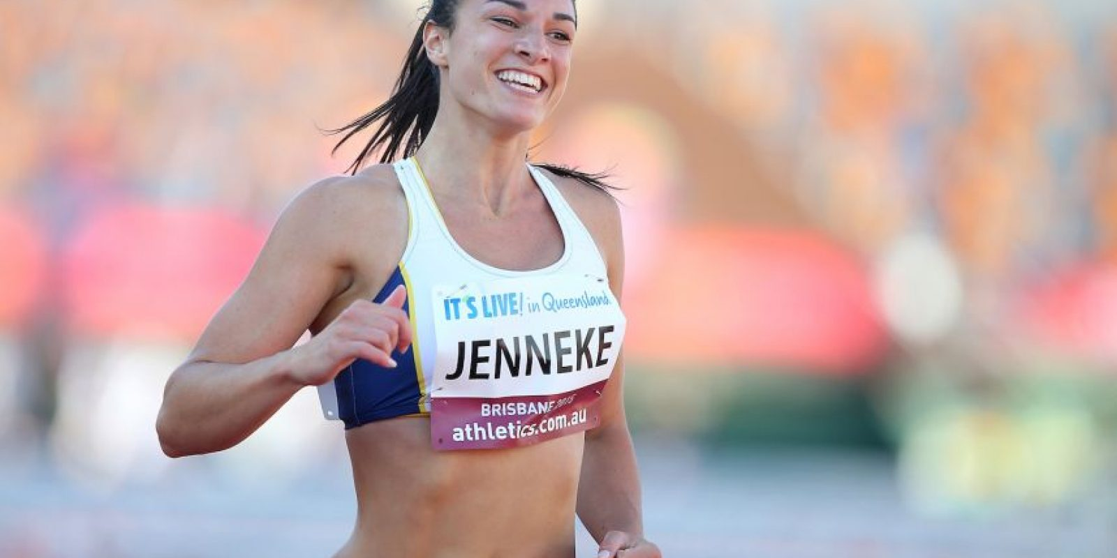 Michelle Jenneke Foto: Getty Images