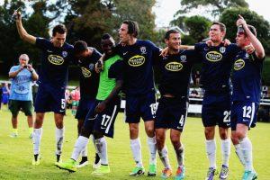El representante es Auckland City, campeón de la Liga de Campeones de la OFC. Foto:Getty Images