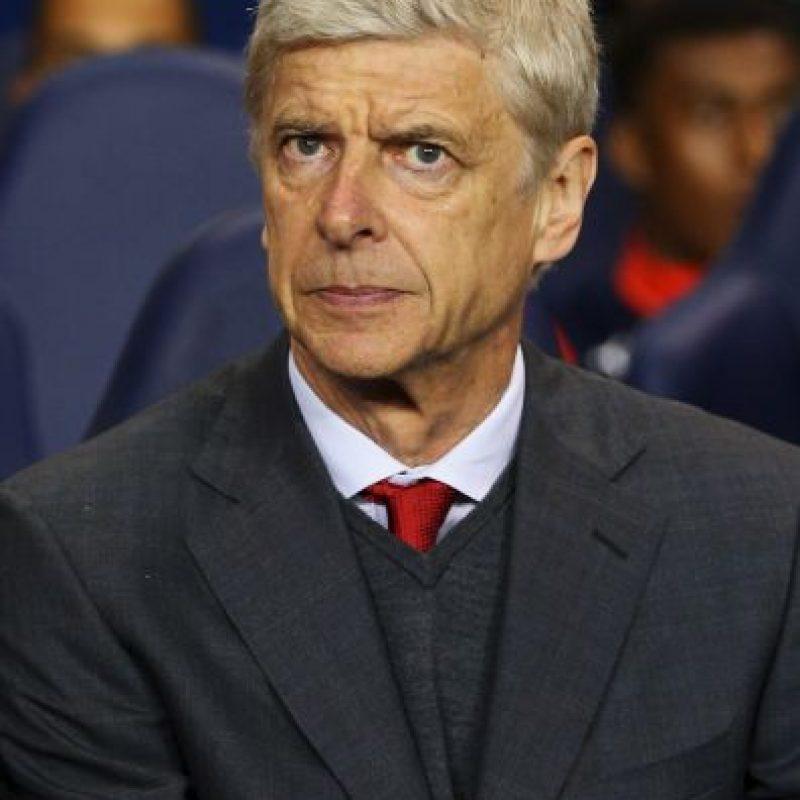 """El mejor pagado de los """"Gunners"""" es Alexis Sánchez, que gana 11.5 millones de euros anuales, superando por poco a su DT. Pero, el francés recibe mejor pago que otros futbolistas como Mesut Özil. Foto:Getty Images"""